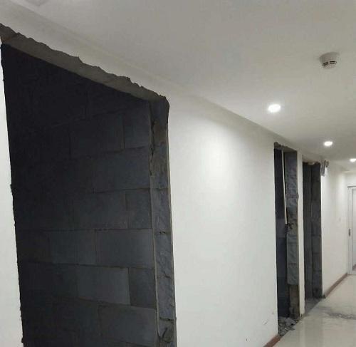 郑州石膏板隔墙