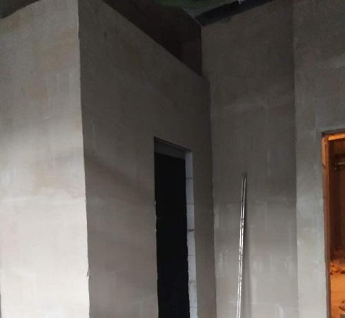 轻型隔断墙施工