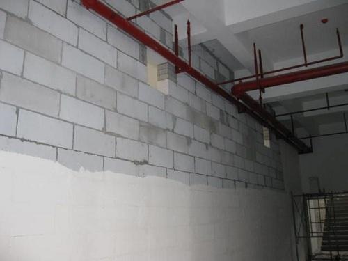 郑州轻型隔断墙施工