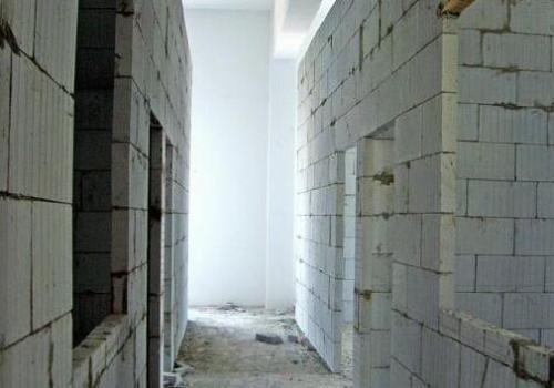 郑州加气块隔墙厂