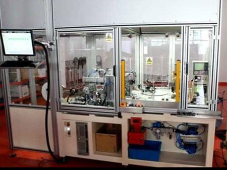 脉冲热压焊自动机