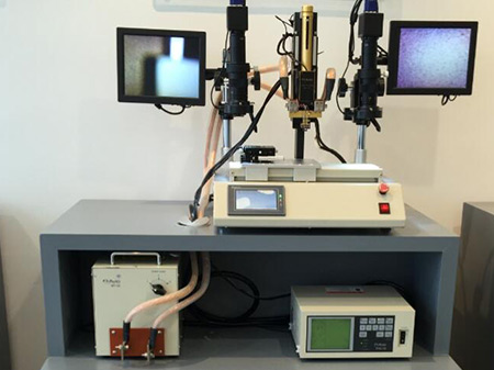 左右工位大功率型脉冲热压机