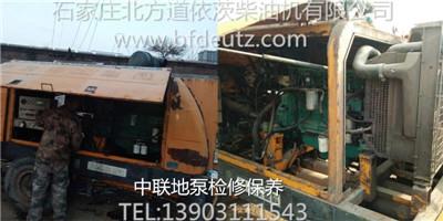 中联地泵检修保养
