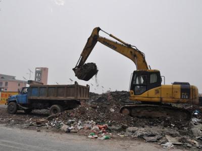 四川建筑垃圾清运公司