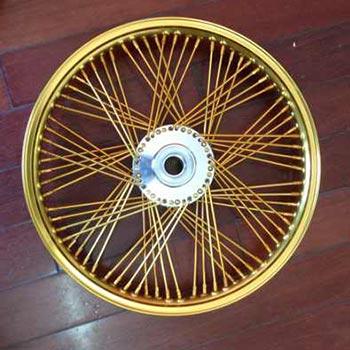 高光轮毂及铝合金辐条