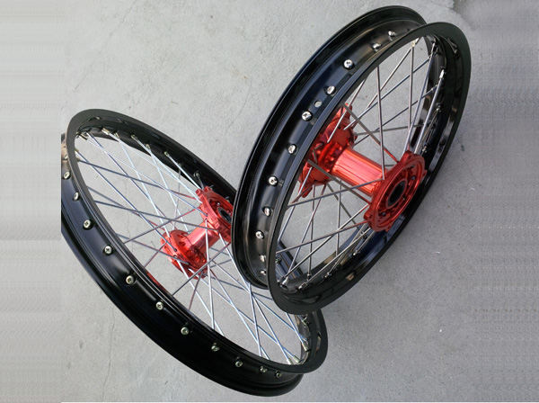 CRF锻造轮辋