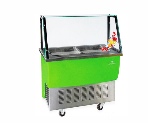 贵州炒冰机
