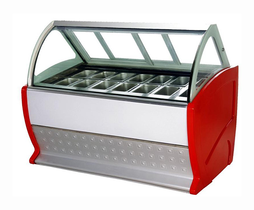 贵州冰激凌展示柜