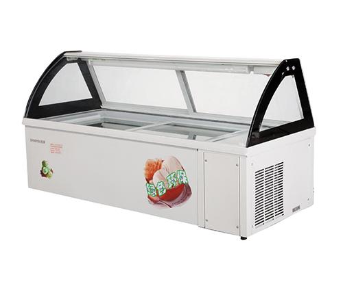 台式冰淇淋展示柜