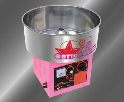 贵阳燃气棉花糖机