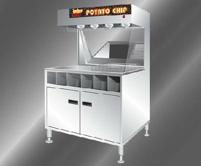 贵阳薯条工作台