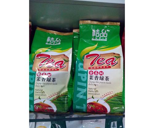 奶茶原料茉香绿茶