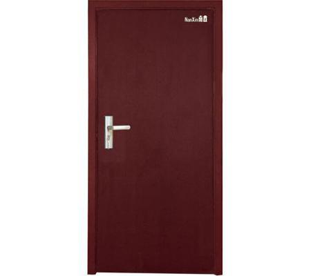 单扇木制免漆门