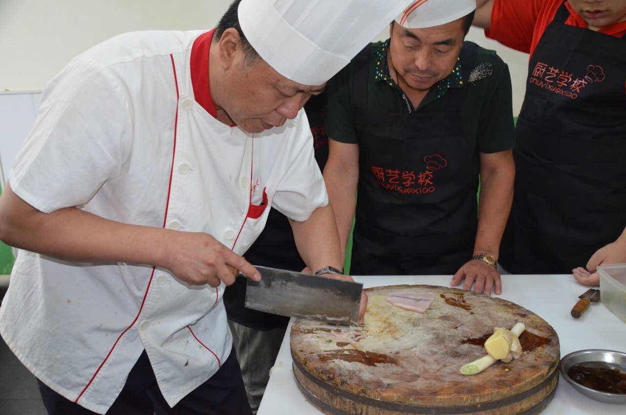 天津烹饪培訓學校