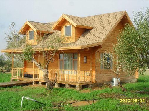 貴州木別墅