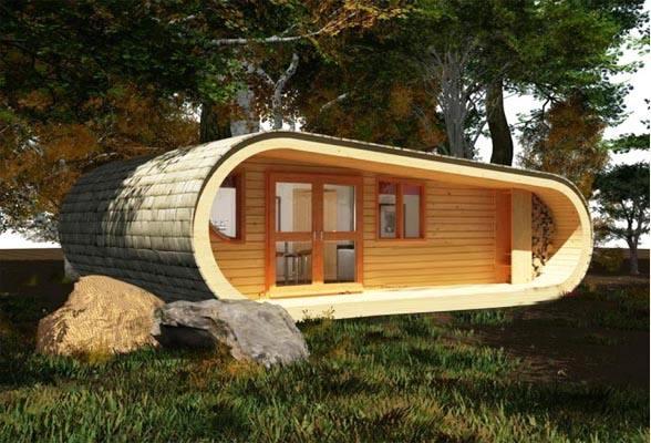 贵州防腐木木屋设计