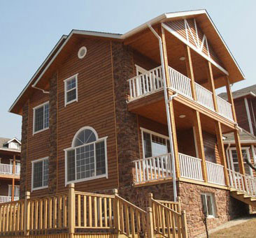 贵阳木结构别墅