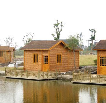 贵州防腐木木屋价格