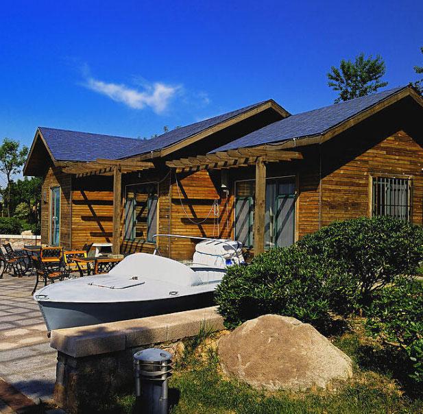 贵州木制房子