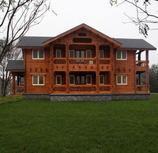 安顺贵州木制房子