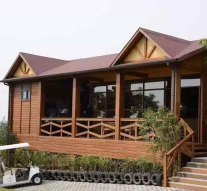 贵州贵阳木制房子