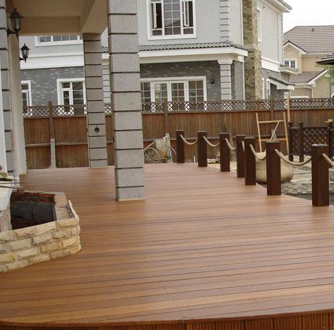 贵州木地板安装