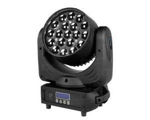 18颗10W四合一全彩LED摇头灯