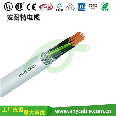 ANYCERT-UL20379 UL20379多芯屏蔽控制电缆
