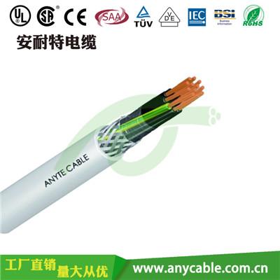 ANYCERT-UL20379 UL20379多芯屏蔽控製電纜