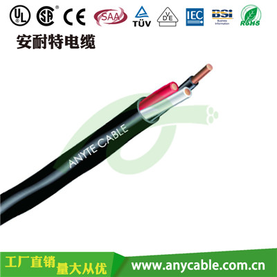 ANYCERT-UL-IRRIGATION CABLE UL璁よ����婧�绯荤��ㄦ�у�剁�电�