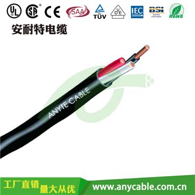 ANYCERT-UL-IRRIGATION CABLE UL认证灌溉系统用控制电缆