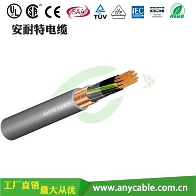 KYJVP2交联聚乙烯绝缘聚氯乙烯护套铜带屏蔽控制电缆