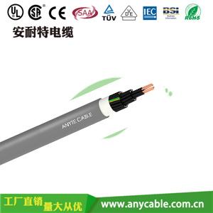 KYJVR交联聚乙烯绝缘聚氯乙烯护套控制电缆