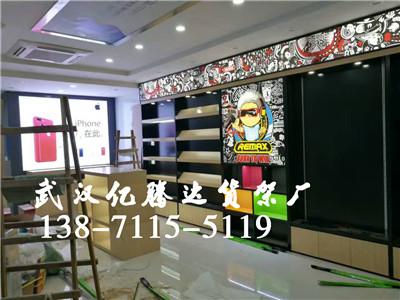 武汉烤漆木质货架