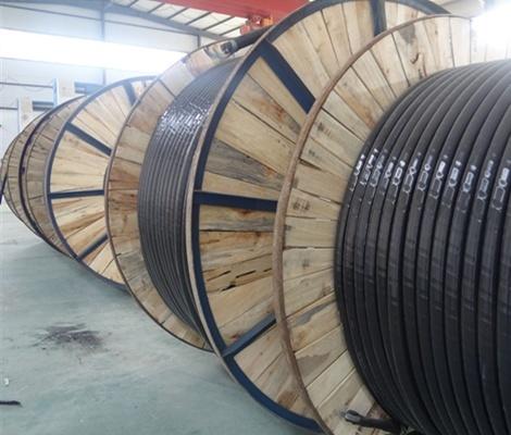 高压电缆特性