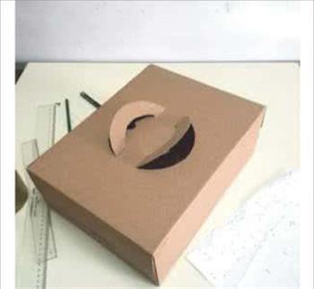 出口专用纸箱