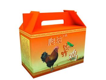 大雁蛋纸盒