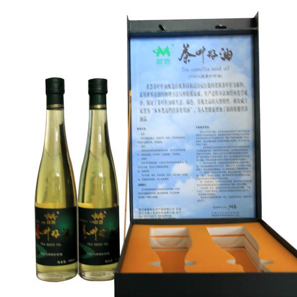 茶叶籽油功效 茗荟 茶叶籽油厂家