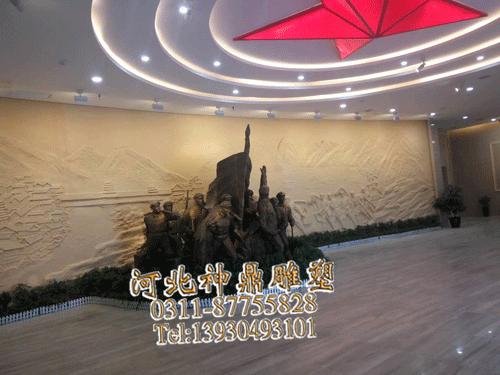 石家庄展馆雕塑