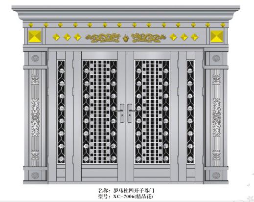 宜昌罗马柱门