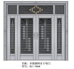 【汇总】恩施豪华不锈钢门 不锈钢门生产流程