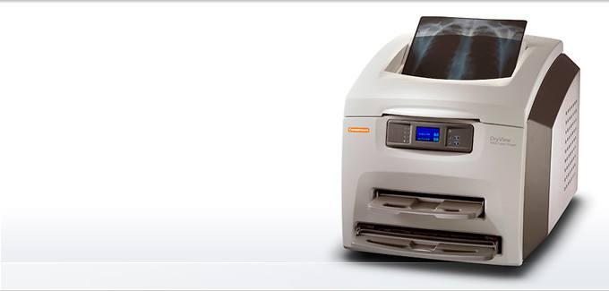 医用胶片打印机打印处理方法