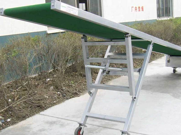 物流专用可升降输送机厂家