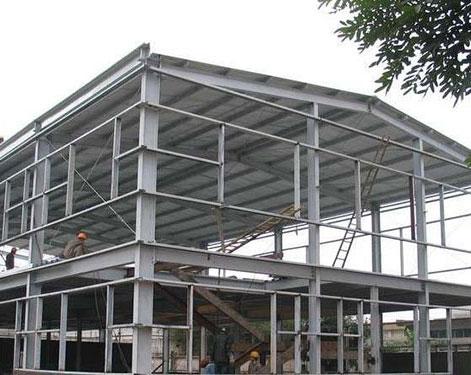 遵义钢结构安装