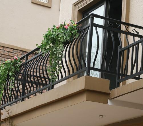 遵义阳台护栏设计