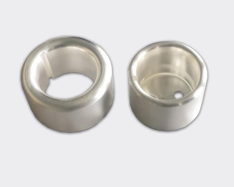 CGIS整体镀银铝制
