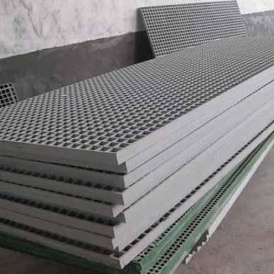 贵州玻璃钢格栅板