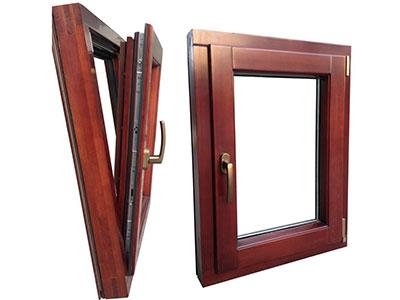石家庄铝包木门窗价格