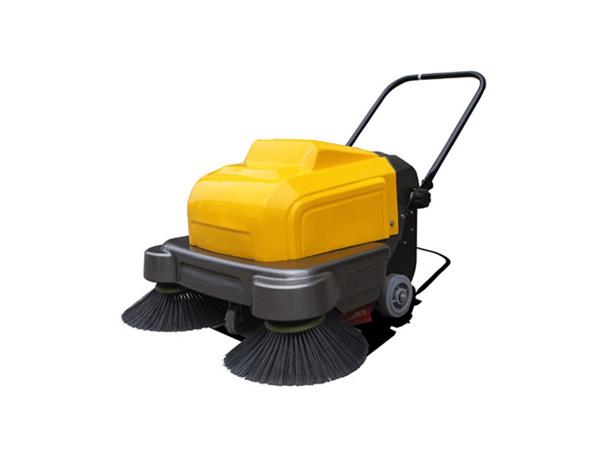 手推式扫地机