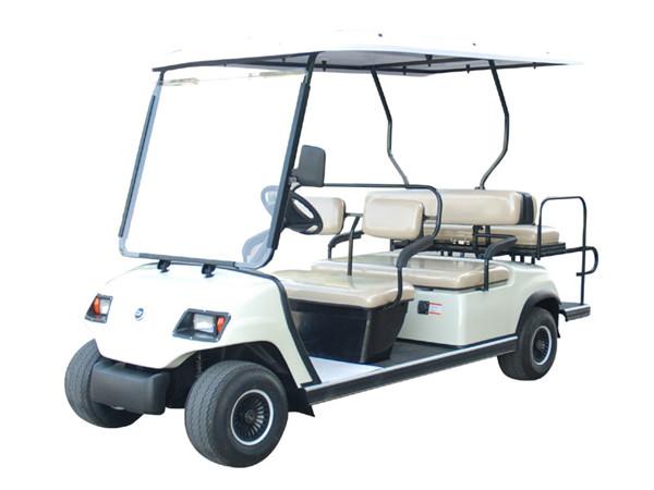 6座高尔夫观光车